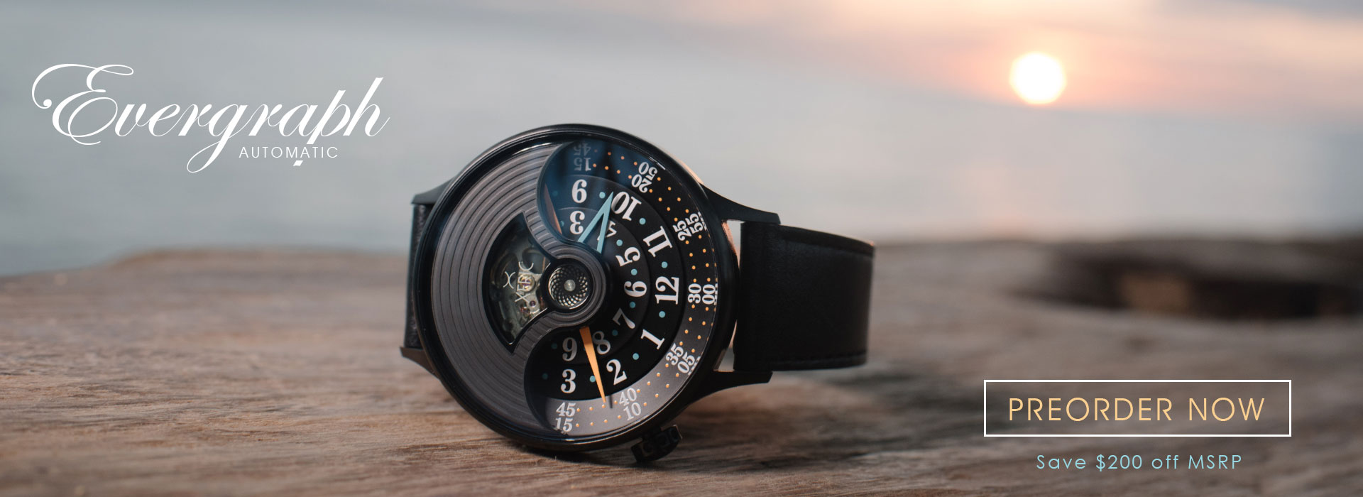 Xeric Evergraph Watches