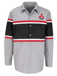 Mitsubishi automotive tech shirt