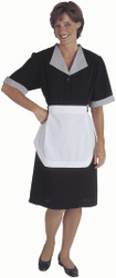 Get your housekeepers lookin' spiffy in this dress.