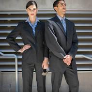 Stylish Front Desk suit coat