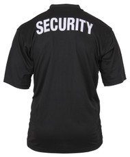 Security Uniform Polo Shirt