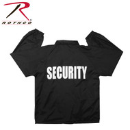 Security Uniform Windbreaker Jacket