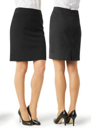 Knee Length Business Skirt