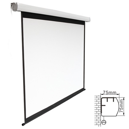 """100"""" Electric Projection Screen - 16:9 (P-PCX100)"""