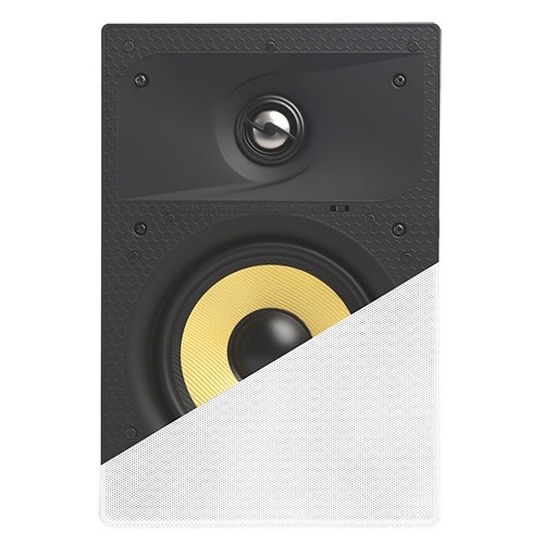 "In-Wall/Ceiling Speaker 6.5"" Slim Trim (S-SWX65F)"