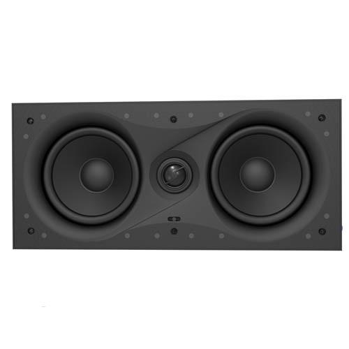 "Slim Trim In-Wall/ceiling Speakers 5.2"" x 2 (S-SWX252F)"