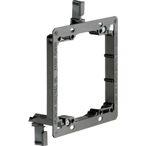 Low Voltage Mounting Brackets 2 Gang (5PCS)