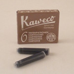 Kaweco Cartridges Brown