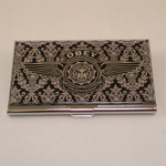"""Obey"" Card Case"