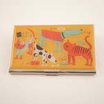 """Cats & Dogs"" Card Case"