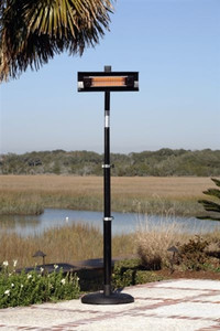 Pole Mounted Infrared Patio Heater