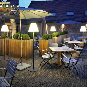 Adegan Outdoor Floor Lamp