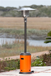 Colorful Patio Heater