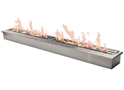 60 Inch Linear Ethanol Burner