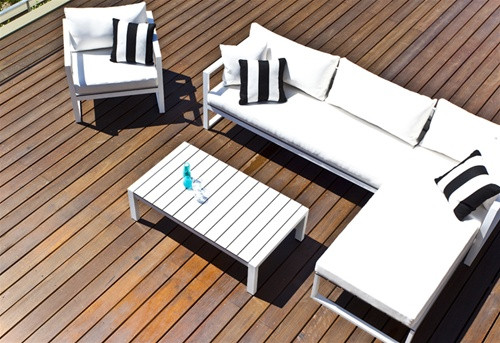 Harbour Outdoor Piano Coffee Table