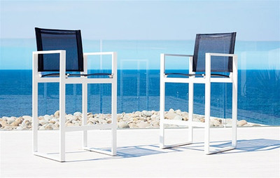 Harbour Outdoor Piano Counter Stool