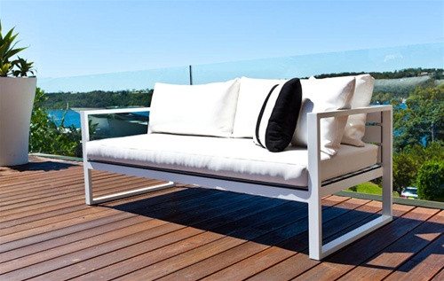 Exceptional Harbour Outdoor Piano Sofa