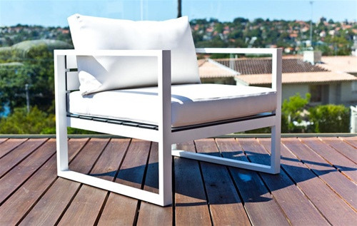 Great Harbour Outdoor Piano Arm Chair