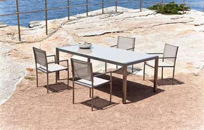 Harbour Outdoor Soho Dining Table