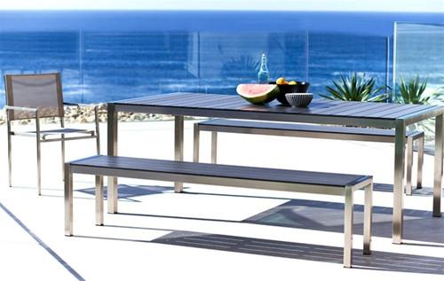Wonderful Harbour Outdoor Soho Dining Table Soho_05B