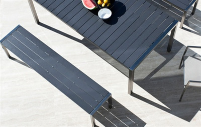 Harbour Outdoor Soho Bench Seat