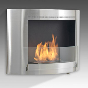 Olympia Wall Mount Vent Free Fireplace
