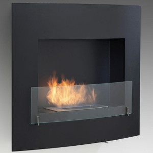 WYNN Wall Mount Vent Free Fireplace