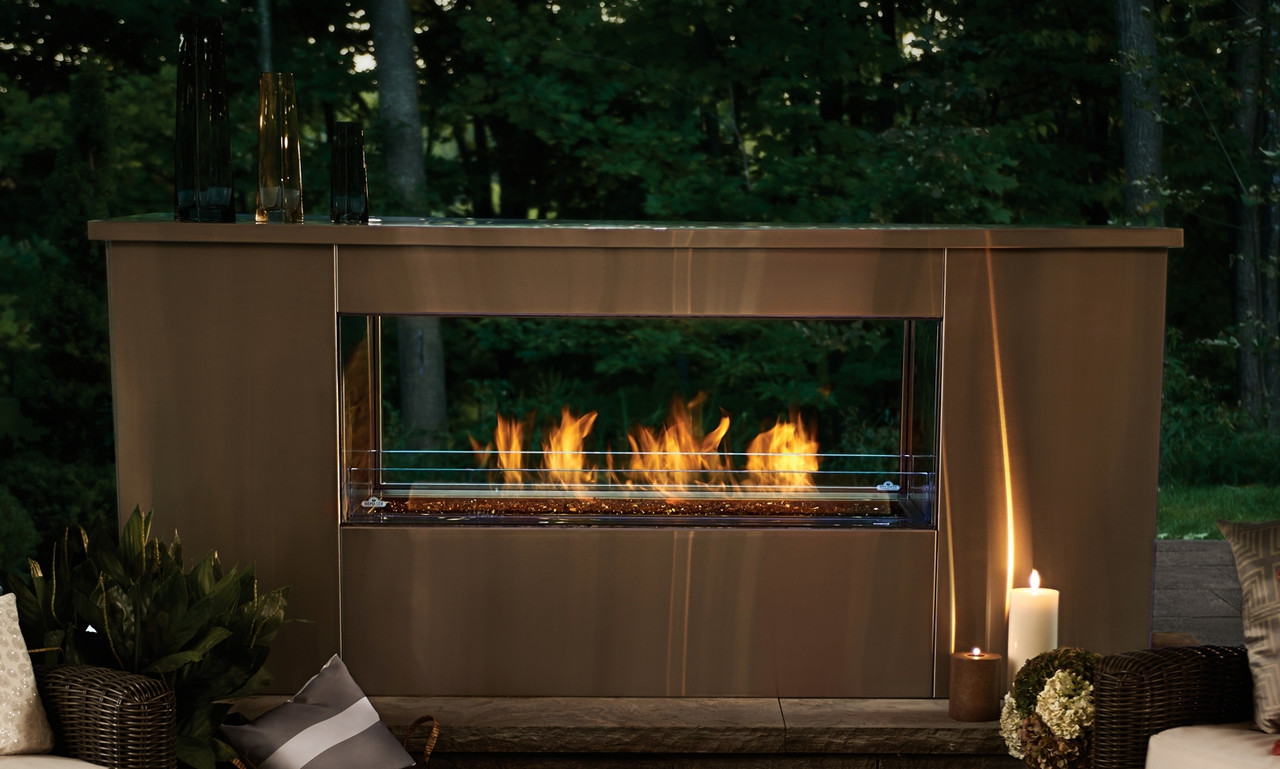 Napoleon Galaxy Outdoor Fireplace