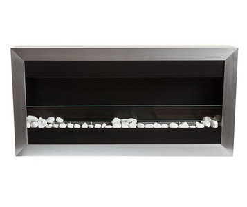 39 Inch Vent Free Wall Mount Fireplace