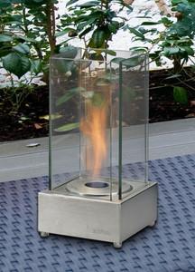 cartier tabletop fireplace ss