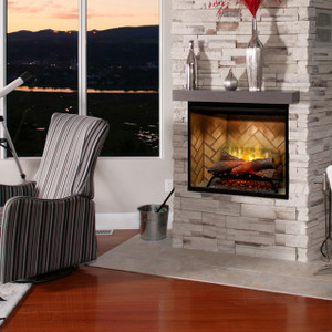 """Revillusion 30"""" Built-in Electric Firebox"""