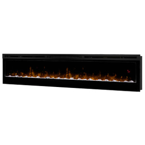 "Dimplex Prism 74"" Linear Electric Fireplace"
