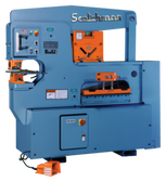 Scotchman Model 9012-24M-3, 90-Ton Hydraulic Ironworker (3ph)