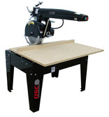 "Original Saw Co. 14"" Radial Arm Saw, Heavy-Duty Series, 5hp/3ph OSC-3541"
