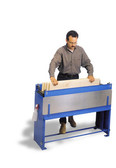 JLT Plate Spreader - 8 in x 48 in Capacity High Production Edge Gluing System