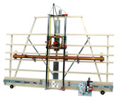 Safety Speed Mfg SR5 Vertical Panel Saw & Router: 3 1/4 Hp, 120V, 15 amps Saw, 1 3/4 Hp, 120V, 13 amps Router