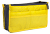 Yellow Purse Organizer
