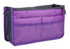 Purple Purse Organizer