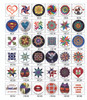 Here are 35 unique Handy Pops. Many of them are Quilt Blocks for the Quilt lover in mind.