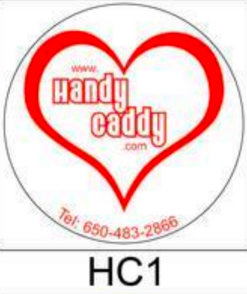 Handy Caddy Logo Handy Pop Free with $20 purchase