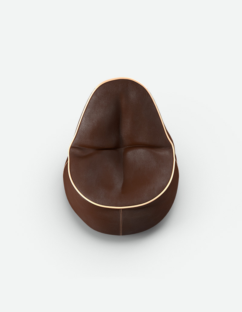 Saddle Soft Chair