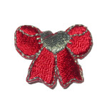 Iron On Patch Applique - Bow
