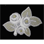 Iron On Patch Applique - Floral Spray