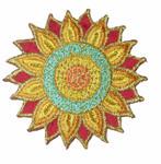 Iron On Patch Applique - Asian Decorative.