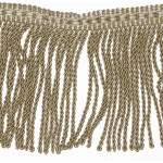 "Bullion Fringe 3"" Mink 24 Yard Bolt"