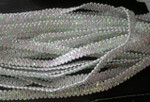 "Braid 1/2"" Holographic Silver 10 Yards"