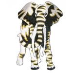Iron On Patch Applique - Elephant WBG Giant