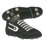 Iron On Patch Applique - Sports Cleats