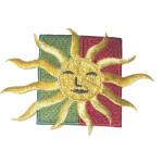 Iron On Patch Applique - Sun