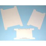 "Winding Board 9"" x 6"" Card x 10 pieces"